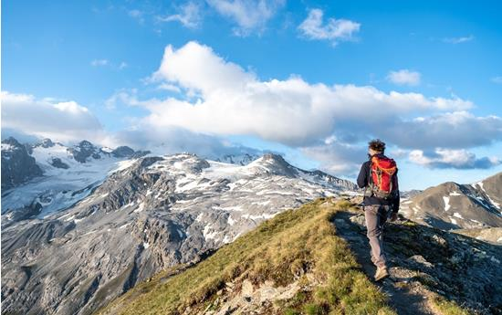 Ortler High Mountain Trail - stage 1